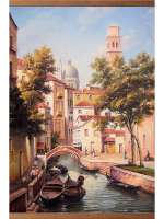 "Тёплая Картина ""Венеция"""