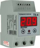 Терморегулятор ТК-4 (одноканальный)